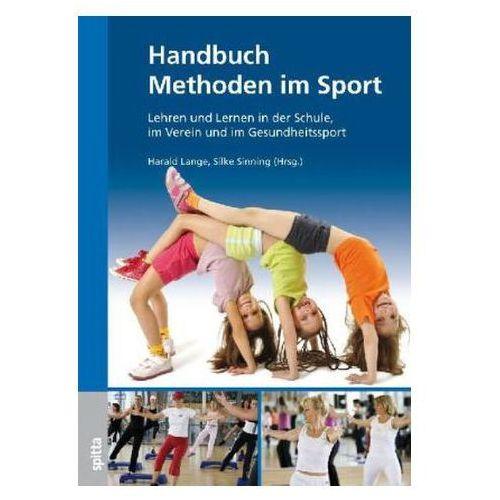 Handbuch Methoden im Sport Lange, Harald