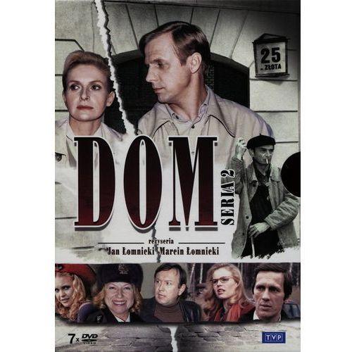Film TELEWIZJA POLSKA S.A. Dom BOX cz.2 (7 DVD) (5902600067917)
