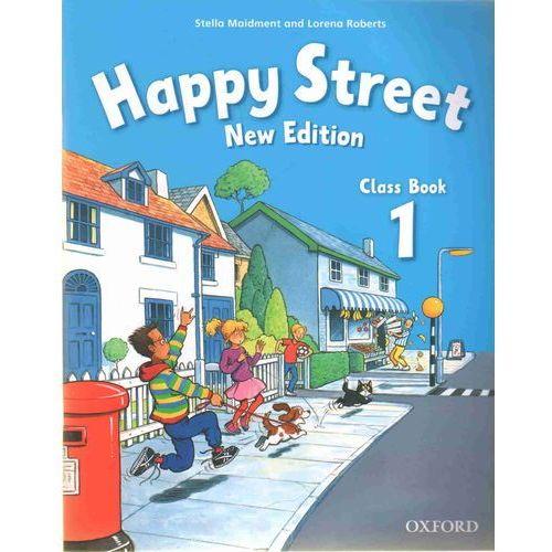 Happy Street NEW 1 SB OXFORD - Maidment Stella, Roberts Lorena, OXFORD