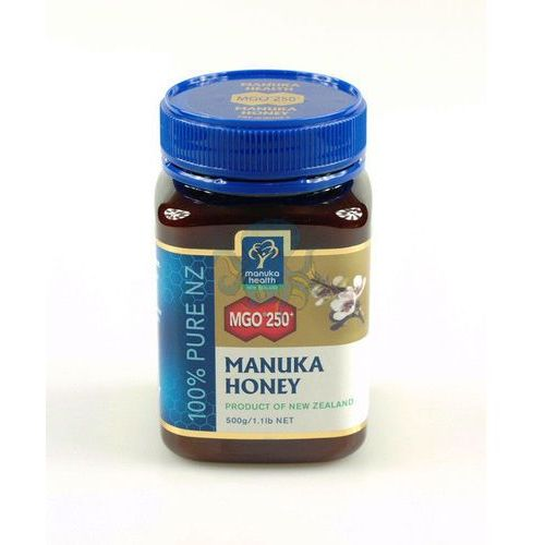 Manuka health new zealand limited Miód manuka mgo 250+ 500g