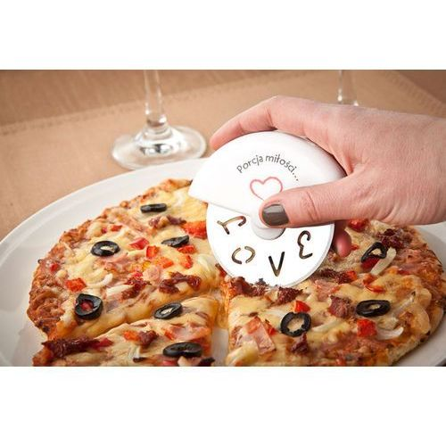 Zakochany nóż do pizzy - porcja miłości marki Gadget master