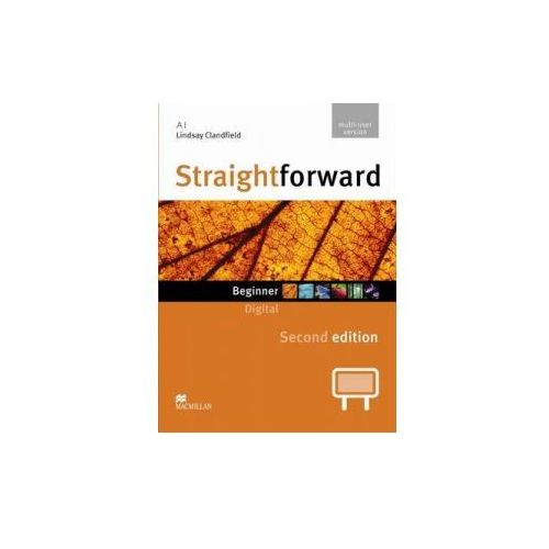 StraightForward 2Ed Beginner. Oprogramowanie Tablic Interaktywnych (Multi User) (2013)