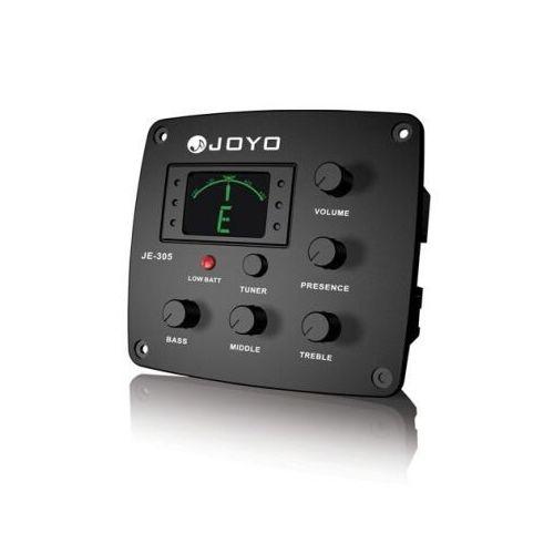 Joyo je-305 - przystawka do gitary akustycznej z przedwzmacniaczem