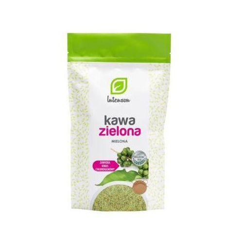 INTENSON 1kg Kawa zielona mielona Santos arabica