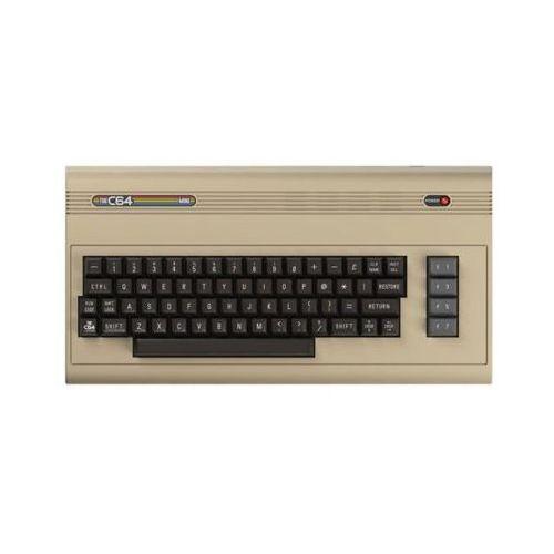 Konsola Commodore C64 Mini