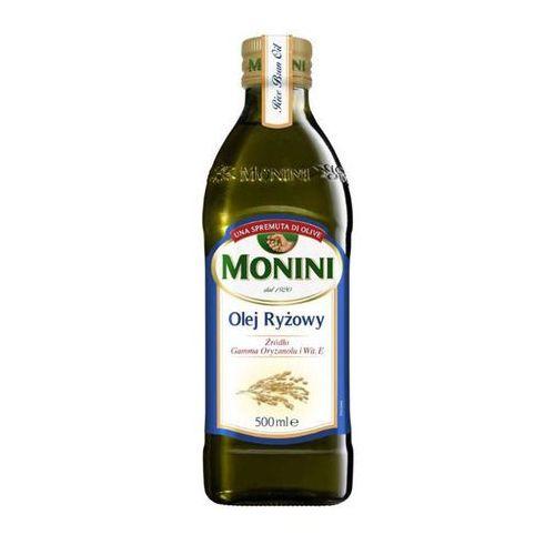 Olej ryżowy  500ml wyprodukowany przez Monini
