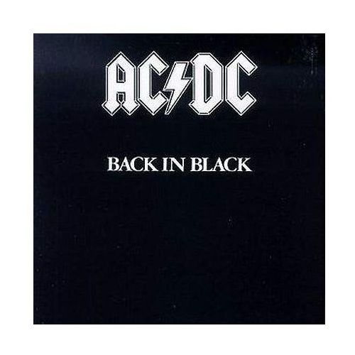 Sony music entertainment Ac/dc - back in black (5099751076513)