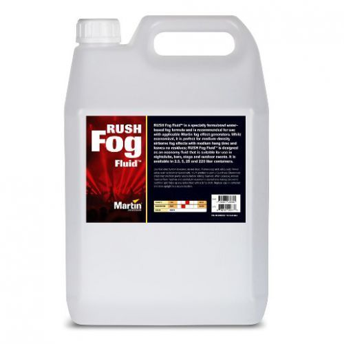 Rush Fog Fluid - płyn do wytwornicy dymu 5l