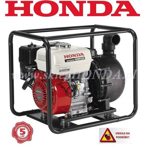 WMP 20X Motopompa chemiczna HONDA (3 mm, 850 l/min) + OLEJ + DOSTAWA GRATIS - PROMOCJA !!!
