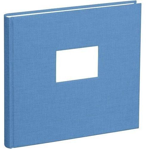 Semikolon Księga pamiątkowa uni eternity niebiański błękit