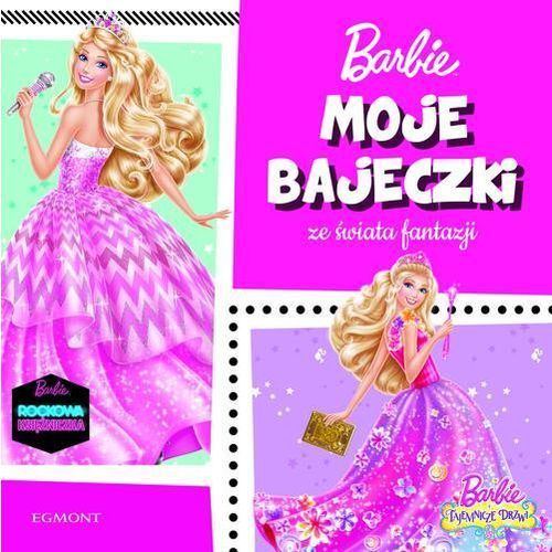 Barbie Moje bajeczki ze świata fantazji- bezpłatny odbiór zamówień w Krakowie (płatność gotówką lub kartą).
