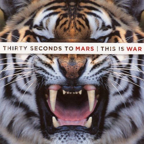 Universal music polska 30 seconds to mars - this is war (cd)