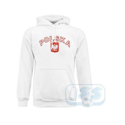 APOL49: Polska - bluza z kapturem