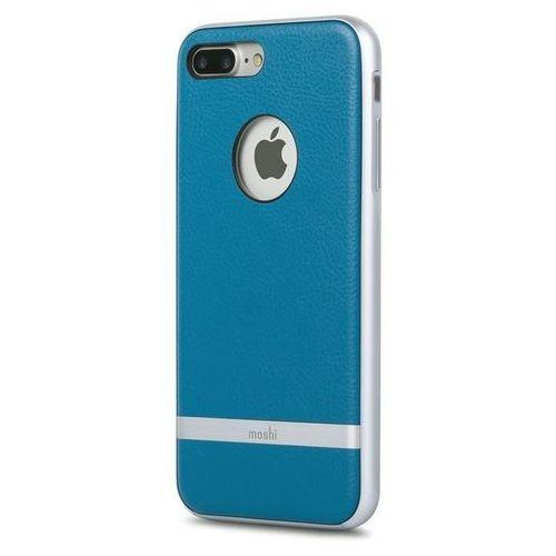 Moshi iglaze napa - etui iphone 7 plus (marine blue) odbiór osobisty w ponad 40 miastach lub kurier 24h (4713057250583)