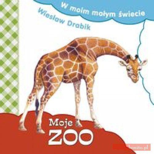 Moje zoo. W moim małym świecie, oprawa broszurowa
