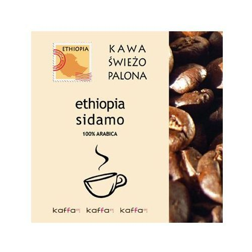 Kawa swieżo palona Kawa świeżo palona ethiopia sidamo 250 g