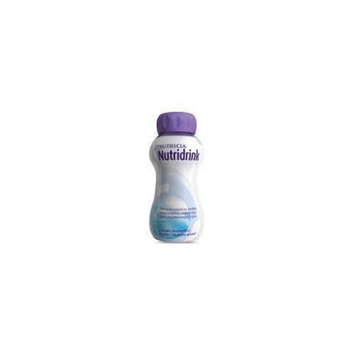 NUTRIDRINK smak neutralny 200ml (lek witaminy i minerały)