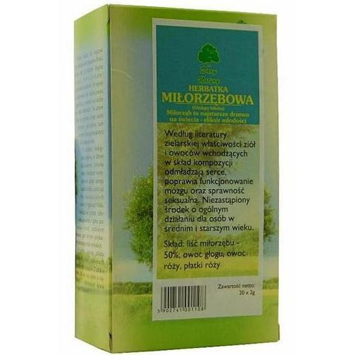 Dary natury Miłorzębowa - herbata ekspresowa - (5902741001108)