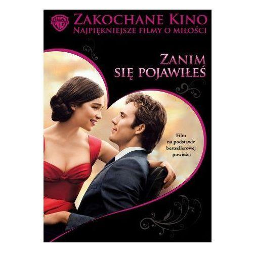 ZANIM SIĘ POJAWIŁEŚ (DVD) ZAKOCHANE KINO (Płyta DVD)