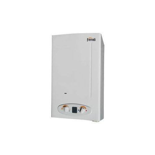 FERROLI ZEFIRO C11 LCD na propan butan LPG gazowy przepływowy podgrzewacz wody - oferta (05394e708715735a)