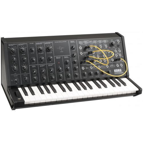 ms-20 mini syntezator analogowy marki Korg