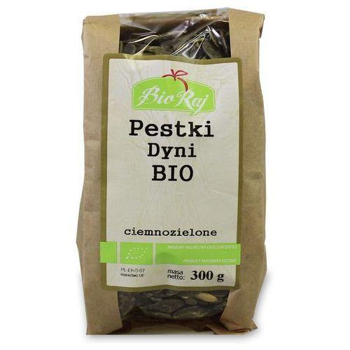 Pestka dyni BIO ciemnozielona (Polska) 300g (5907738150333)