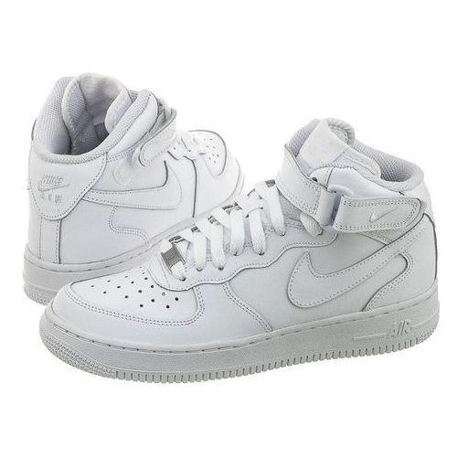 Buty Nike AIR Force 1 Mid (GS) 314195 412 (NI408 h)