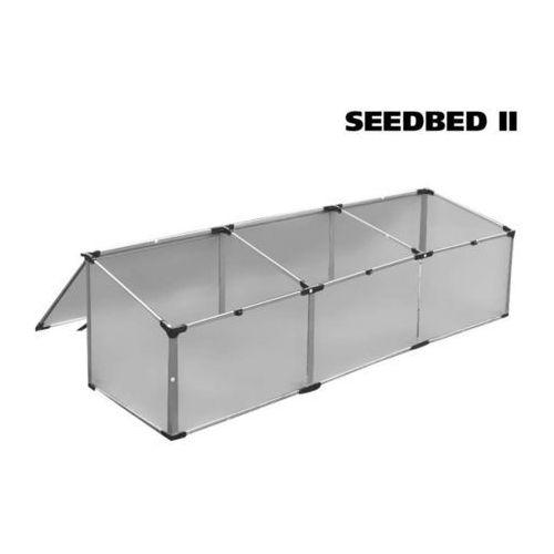 Hecht seedbed ii szklarnia ogrodowa aluminiowa 180x51x51 - oficjalny dystrybutor - autoryzowany dealer hecht marki Hecht czechy