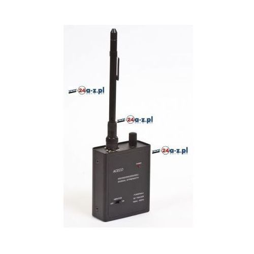 Profesjonalny Cyfrowy Wykrywacz Podsłuchów, Kamer, GSM, Lokalizatorów GPS..., 5907773415267