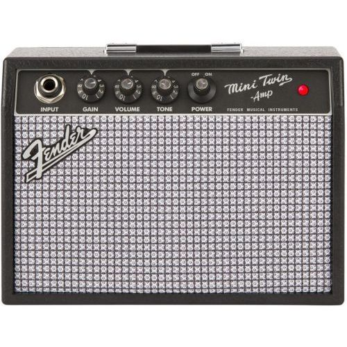 Fender mini ′65 twin-amp wzmacniacz do gitary