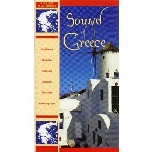 Membran Various artists - sound of greece (4 cd)