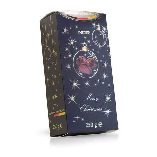 gwiazdki, trufle belgijskie 250 g marki Belmarie