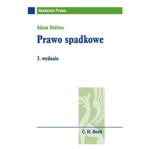 Prawo spadkowe (190 str.)