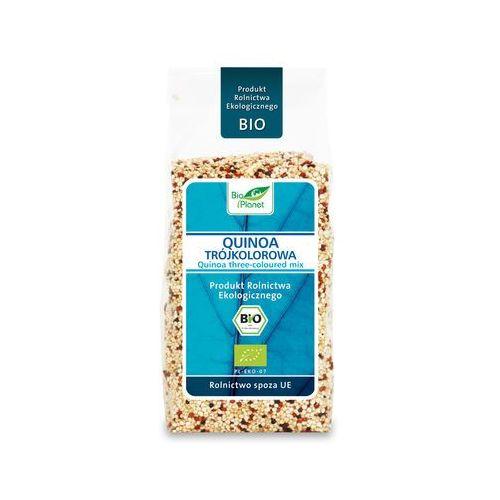 Bio planet Quinoa trójkolorowa (komosa ryżowa) bio 6 x 250g