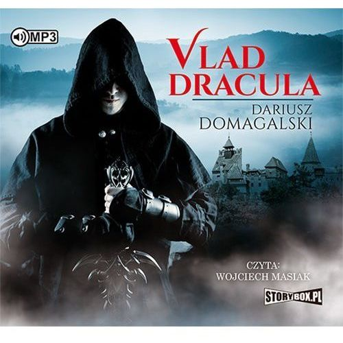 Vlad Dracula audiobook, Dariusz Domagalski