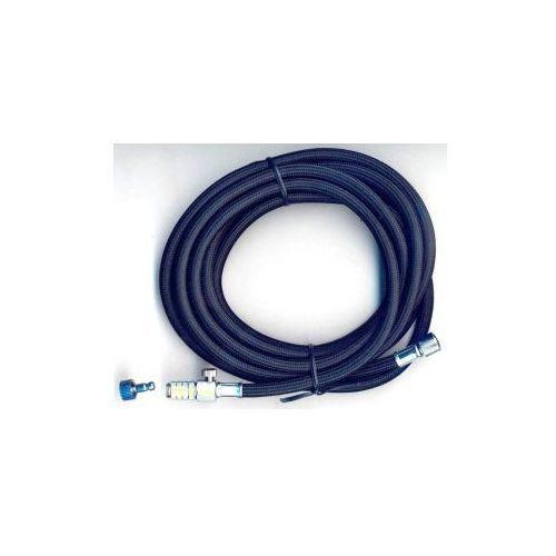 Laczny węż czarny Fengda® BD-31 , 3,0 m wkręcanie G1/8 - G1/8, produkt marki Aerograf Fengda