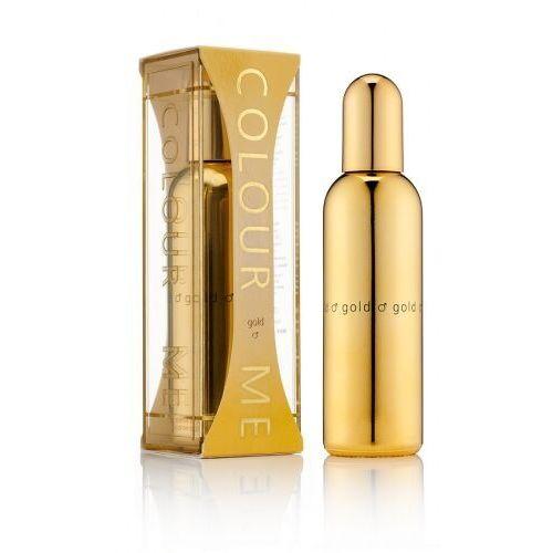Colour me gold edp woda perfumowana dla mężczyzn 90ml marki Milton-lloyd