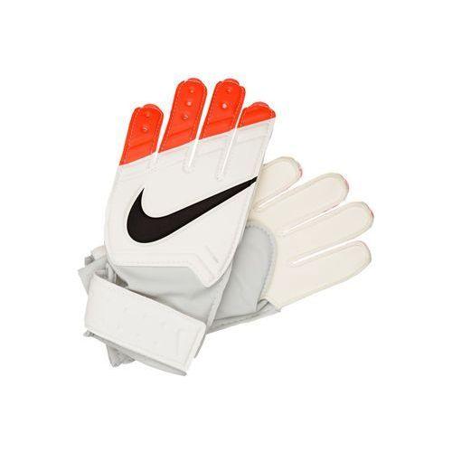GRIP Rękawice bramkarskie white/total crimson/black, Nike Performance z Zalando.pl
