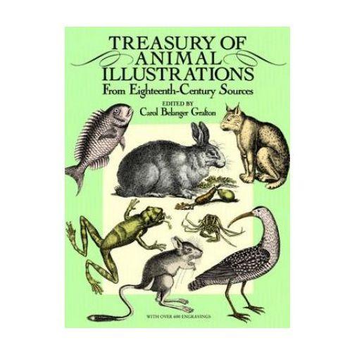 Treasury of Animal Illustrations from Eighteenth Century Sources