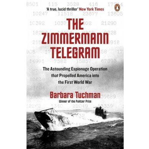 the zimmerman telegram barbara tuchman thesis