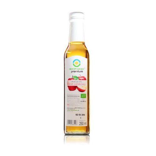 Ocet jabłkowy 250 ml marki Bio food
