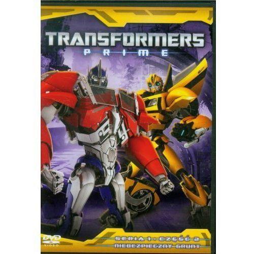 Transformers Prime Seria 1 Część 2: Niebezpieczny grunt, 61676202793DV (494873)