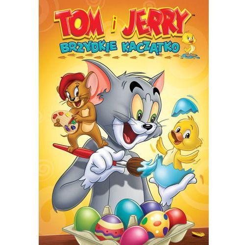 Film GALAPAGOS Tom i Jerry: Brzydkie kaczątko Tom and Jerry: Follow that duck