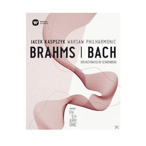 Warner music Brahms & bach orchestrated