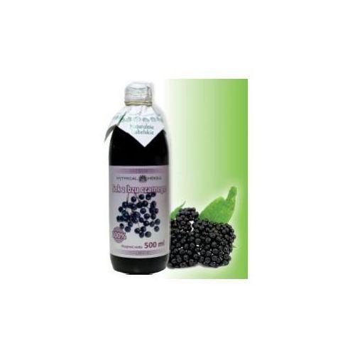 Sok z hyćki (bzu czarnego) 100% naturalny - 500 ml