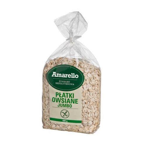 Płatki owsiane Jumbo bezglutenowe Amarello 400 g, D1EB-1203B_20161128142939