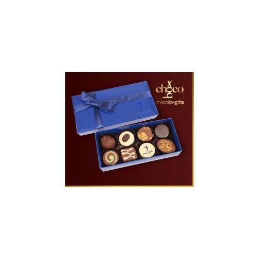 Czekoladki niebieskie czekoladki 2x4 marki Carmag polska
