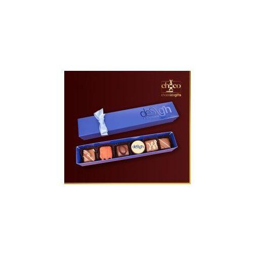 Czekoladki Słodycze personalizowane 1x6