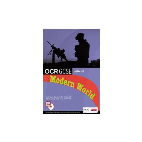 GCSE OCR B: Modern World History Student Book and CDROM