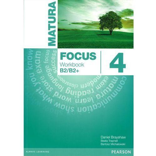 Język angielski LO Matura Focus 4 Workbook wieloletni (9788378820482)